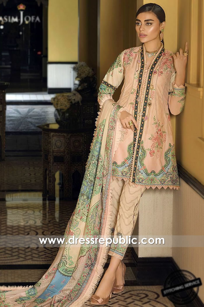DRP1122 Asim Jofa Luxury Lawn 2020 Houston, Dallas, San Antonio, Austin, TX