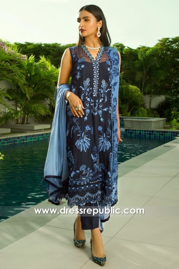 DRP9400 Mina Hasan Chiffon 2020 Buy Online UK, USA, Canada, Australia, Europe