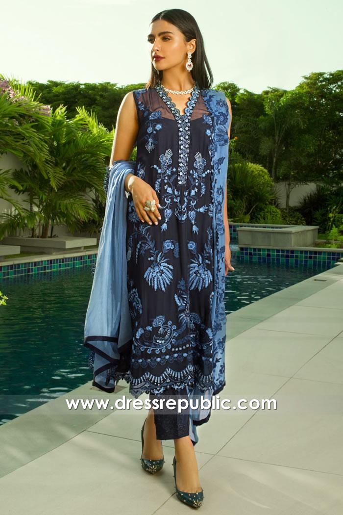 DRP9400 Mina Hasan Chiffon 2020 Buy Online UK, USA, Canada, Australia, Europe
