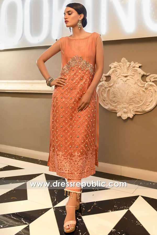 DR15788 Karma Designer Party Dress Carma Online Buy in UK, USA, Canada