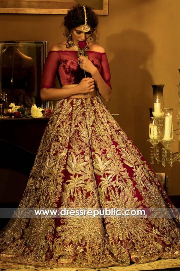DR15816 Pakistani Bridal Boutiques Houston, Dallas, San Antonio, Austin, Texas