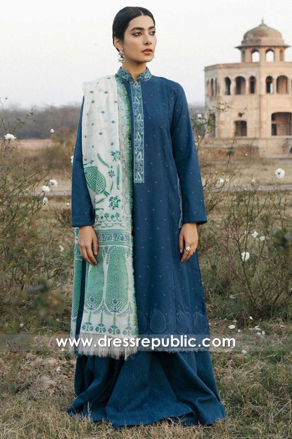 DRP1369 Zara Shahjahan Lawn 2020 Online Jeddah, Dammam, Riyadh, KSA