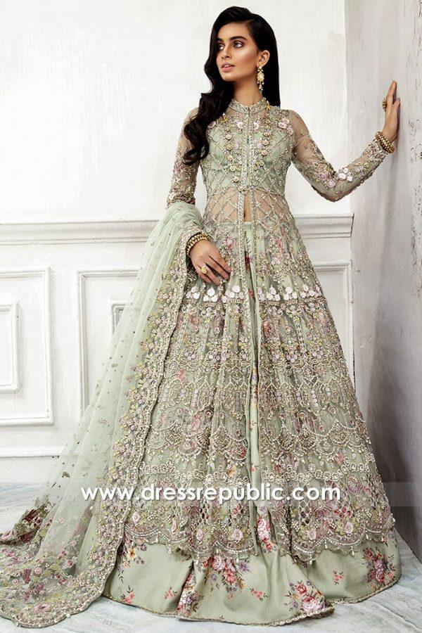 DR15903 Pakistani Designer Lehenga California, Washington Buy Online Shop
