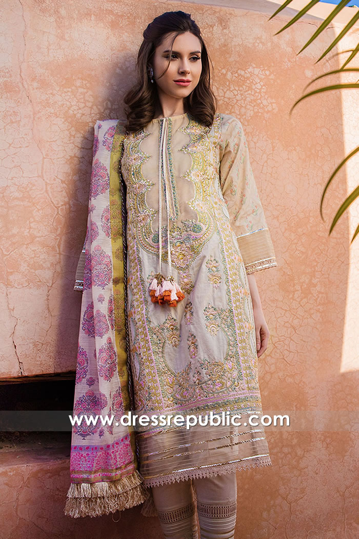 DRP1658 Sobia Nazir Luxury Lawn 2020 Karachi, Lahore, Islamabad, Pakistan