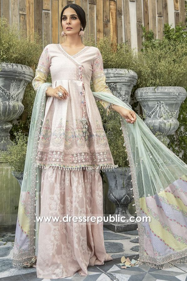 DRP1671 Maria B Lawn Eid Collection 2020 Buy online in New York, New Jersey