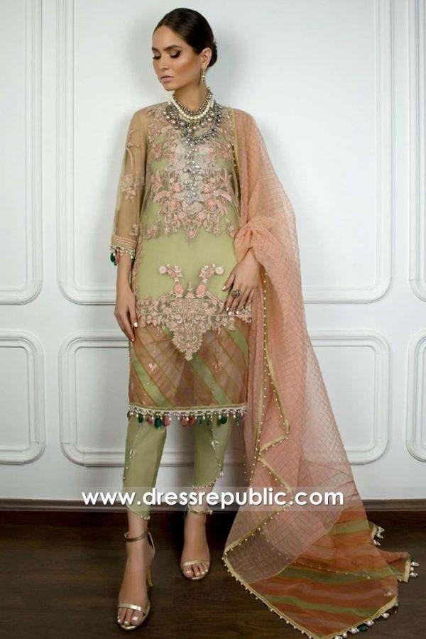 DRP1723 Sana Safinaz Muzlin Eid 2020 New York, New Jersey, California, Texas