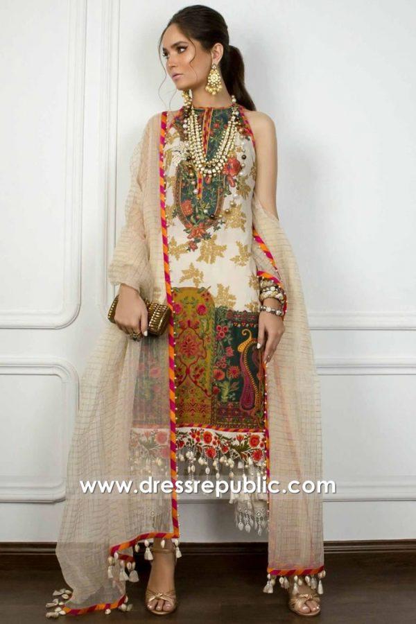 DRP1726 Sana Safinaz Muzlin Eid 2020 Toronto, Mississauga, Vancouver, Canada