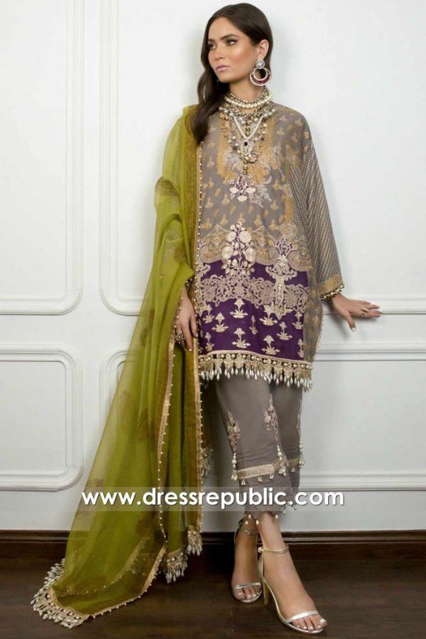DRP1730 Sana Safinaz Muzlin Eid 2020 Netherlands, Denmark, Sweden, Turkey