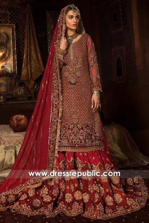 DR15906 Maria B Designer Lehenga New York, New Jersey, Texas, Virginia, USA